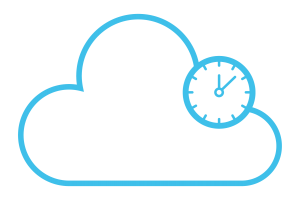 The time saving benefits of cloud computing / cloud adoption