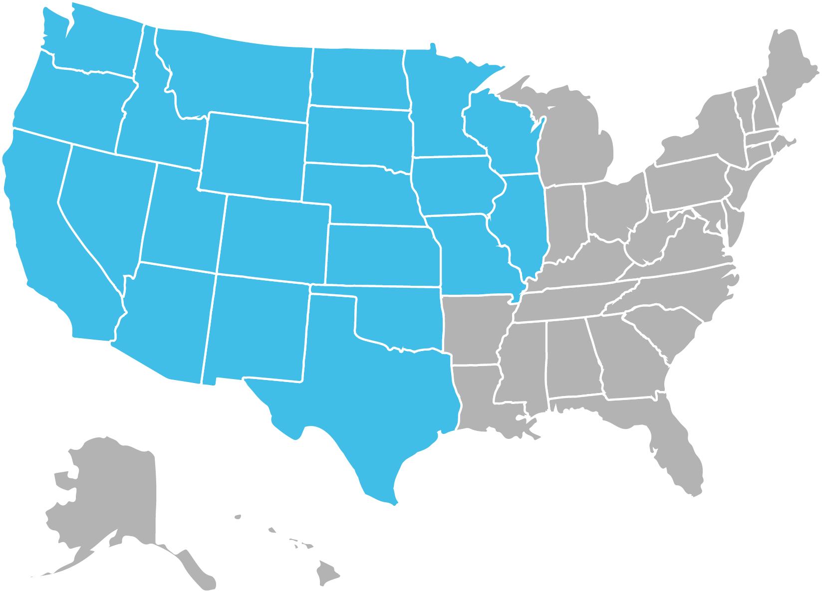Zirous Territory Map