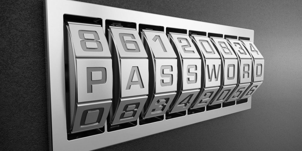Password Spelled Out