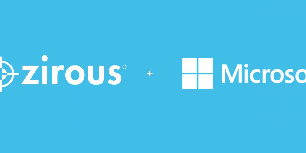 Microsoft And Zirous