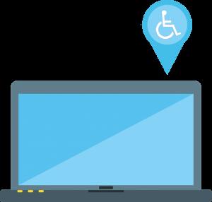 laptop that is handicap accessible