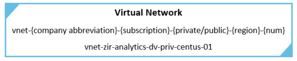 Virtual Network Screen Shot